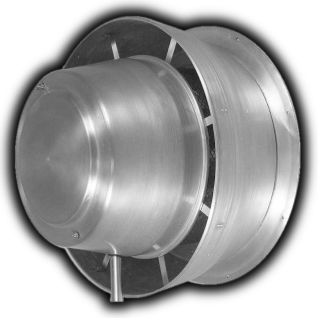 Centrifugal Exhaust Fans : Ilg cwba belt drive centrifugal wall exhauster