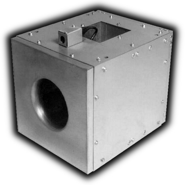 Direct Drive Centrifugal Exhaust Fans : Ilg sqda direct drive inline centrifugal exhaust fan